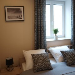 Отель Apartamenty VNS Польша, Гданьск - 1 отзыв об отеле, цены и фото номеров - забронировать отель Apartamenty VNS онлайн комната для гостей фото 2