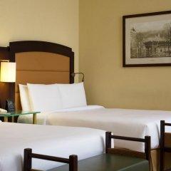 Гостиница Hilton Москва Ленинградская 5* Полулюкс с различными типами кроватей фото 10