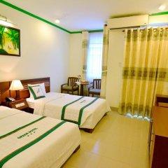 Green Hotel 3* Улучшенный номер с 2 отдельными кроватями фото 4