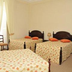 Отель Pensão Londres 2* Стандартный номер с различными типами кроватей фото 5
