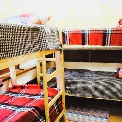 Hostel Cherdak Кровать в общем номере фото 20