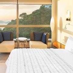 Отель Le Meridien Cyberport 5* Стандартный номер с различными типами кроватей