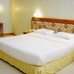 Отель Pattaya Park Beach Resort 4* Улучшенный номер фото 10