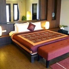 Отель PHUKET CLEANSE - Fitness & Health Retreat in Thailand Номер Делюкс с двуспальной кроватью фото 4