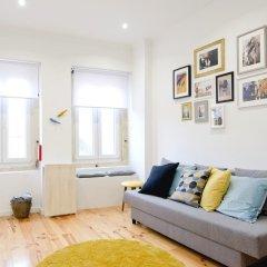 Отель Casa dos Anjos Португалия, Лиссабон - отзывы, цены и фото номеров - забронировать отель Casa dos Anjos онлайн комната для гостей фото 5