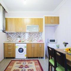 Апартаменты Feyza Apartments Семейные апартаменты с двуспальной кроватью фото 21