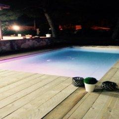 Отель Boutique Villa holiday home Аренелла бассейн