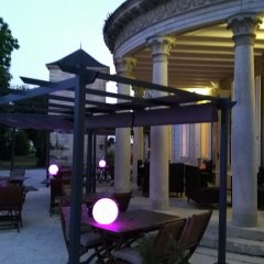 Отель Chateau Pomys питание фото 2