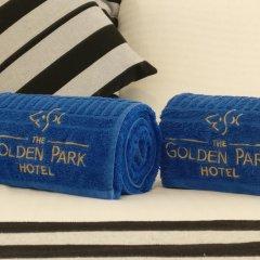 Golden Park Hotel интерьер отеля