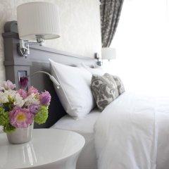Гостиница Mercure Арбат Москва 4* Стандартный номер с двуспальной кроватью фото 7