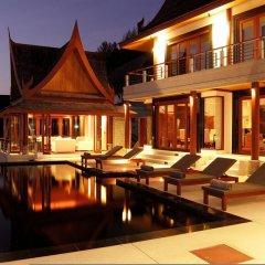 Отель Ultimate Beach Villa