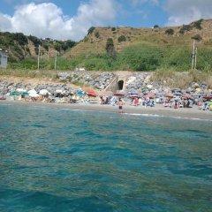 Hotel Sud Фускальдо пляж