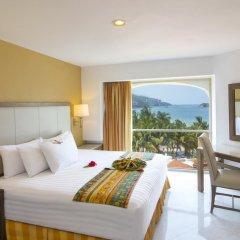 Отель Tesoro Ixtapa - Все включено 3* Апартаменты с различными типами кроватей фото 4