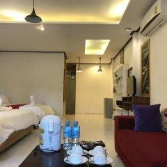 Отель Villa Oasis Luang Prabang в номере