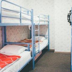 Хостел Крыша Кровать в женском общем номере двухъярусные кровати фото 13