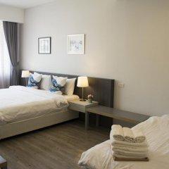 Отель Ratchadamnoen Residence 3* Улучшенный номер с различными типами кроватей фото 12