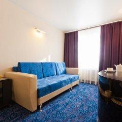 Гостиница Охтинская 3* Полулюкс с двуспальной кроватью фото 6