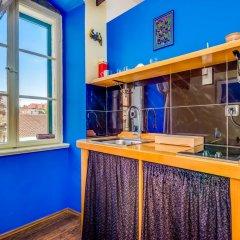Апартаменты Captain's Apartments Улучшенная студия с различными типами кроватей фото 18