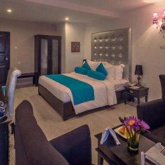 Отель Cantaloupe Levels 5* Улучшенный номер фото 5