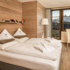 Отель Forestis Dolomites 5* Люкс с различными типами кроватей фото 3