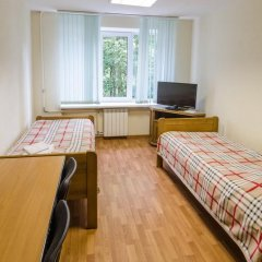 Pulkovo Hotel 2* Номер Эконом с разными типами кроватей фото 4
