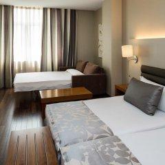Отель Catalonia Ramblas 4* Стандартный номер с различными типами кроватей фото 24
