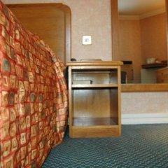 Отель Preston Park Hotel Великобритания, Брайтон - отзывы, цены и фото номеров - забронировать отель Preston Park Hotel онлайн сейф в номере