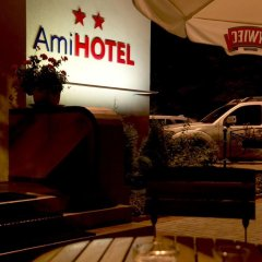 Ami Hotel интерьер отеля