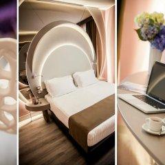 Hotel Da Vinci 4* Улучшенный номер с различными типами кроватей фото 10