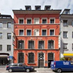 Отель Novum Hotel Ahl Meerkatzen Köln Altstadt Германия, Кёльн - 4 отзыва об отеле, цены и фото номеров - забронировать отель Novum Hotel Ahl Meerkatzen Köln Altstadt онлайн парковка