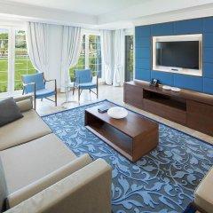Отель Cornelia Diamond Golf Resort & SPA - All Inclusive 5* Вилла Azure с различными типами кроватей фото 4