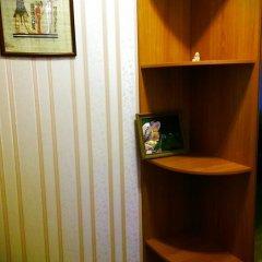 Апартаменты Veteranov 109 Apartment сейф в номере
