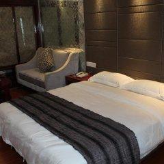U Home Hotel - Foshan Junyu 3* Номер Бизнес с различными типами кроватей фото 2