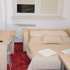 Отель Centrum Konferencyjne IBIB PAN Студия с различными типами кроватей фото 10