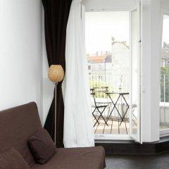 Almodovar Hotel Biohotel Berlin 4* Стандартный номер с двуспальной кроватью фото 3