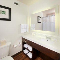 Отель Hilton Garden Inn Pittsburgh Downtown 3* Стандартный номер с различными типами кроватей фото 4