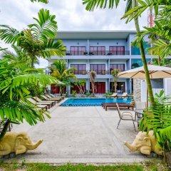 Отель Baan Phu Chalong бассейн фото 2