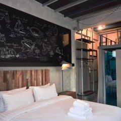 Отель Inn a day 3* Номер Делюкс с различными типами кроватей фото 43