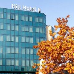 Hill Hotel 4* Стандартный номер с различными типами кроватей фото 10