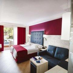 Отель Europe Playa Marina 4* Улучшенный номер с различными типами кроватей фото 2