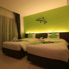 Отель Di Pantai Boutique Beach Resort 4* Стандартный номер с разными типами кроватей фото 4