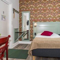 Отель Amber Hotell 3* Стандартный номер с различными типами кроватей фото 7