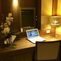 Hotel Smeraldo 3* Улучшенный номер фото 8