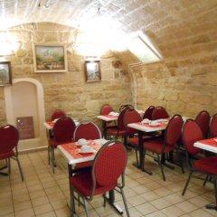 Отель De Paris Montmartre Париж питание фото 2