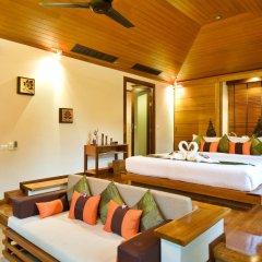 Отель Korsiri Villas 4* Вилла Премиум с различными типами кроватей фото 13