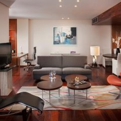 Отель Melia Valencia 4* Президентский люкс с различными типами кроватей