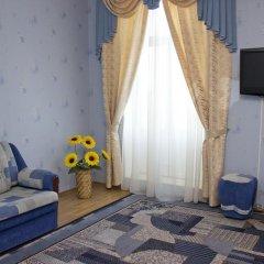 Гостиница У Фонтана Люкс с различными типами кроватей