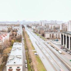 Гостиница ROTAS on Moskovskaya 224/17 балкон