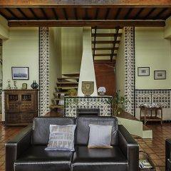 Отель Casa do Cerco Португалия, Агуа-де-Пау - отзывы, цены и фото номеров - забронировать отель Casa do Cerco онлайн интерьер отеля