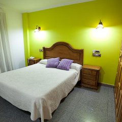 Hotel La Vijanera комната для гостей